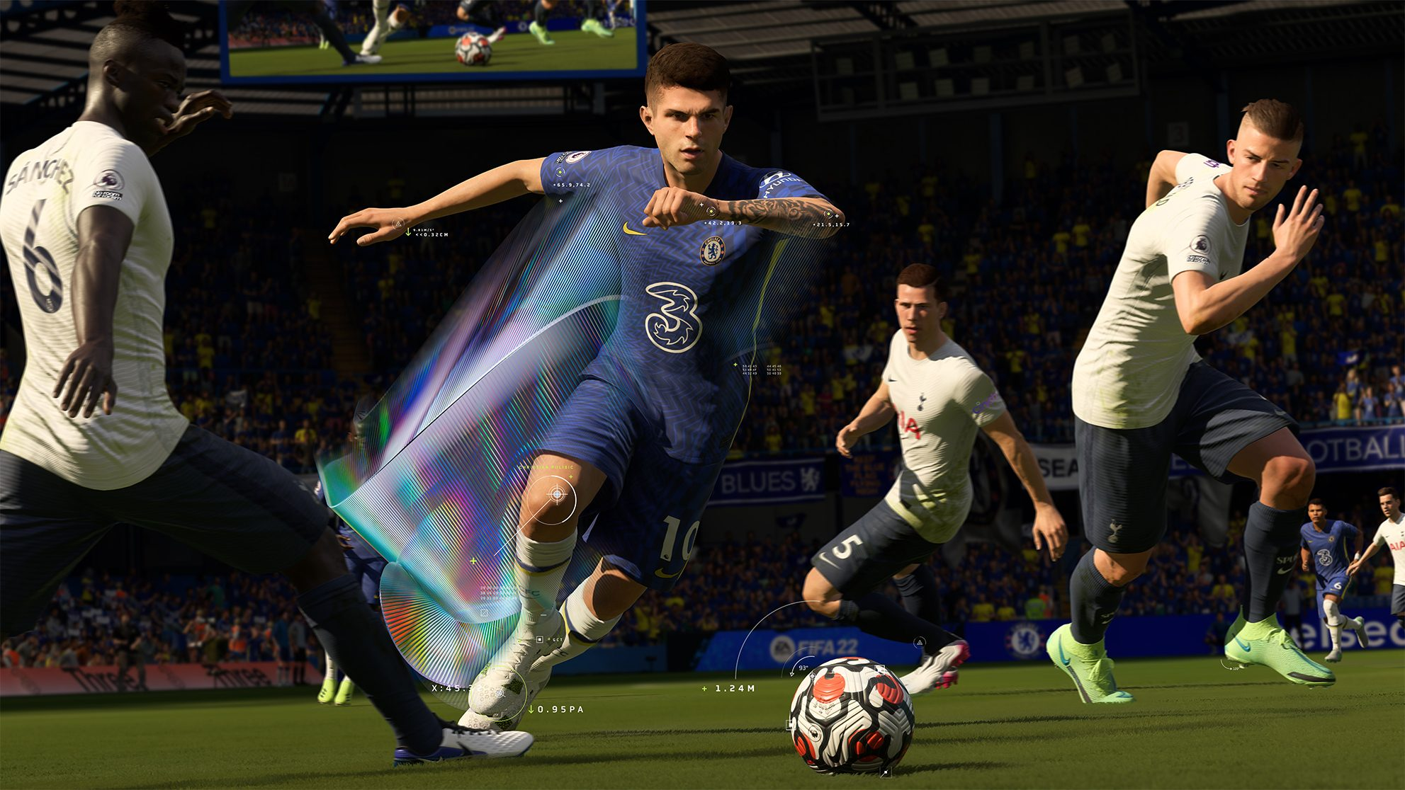 FIFA 22: How PS5's DualSense controller and 3D Audio immerse you in The World's Sport like by no means earlier than