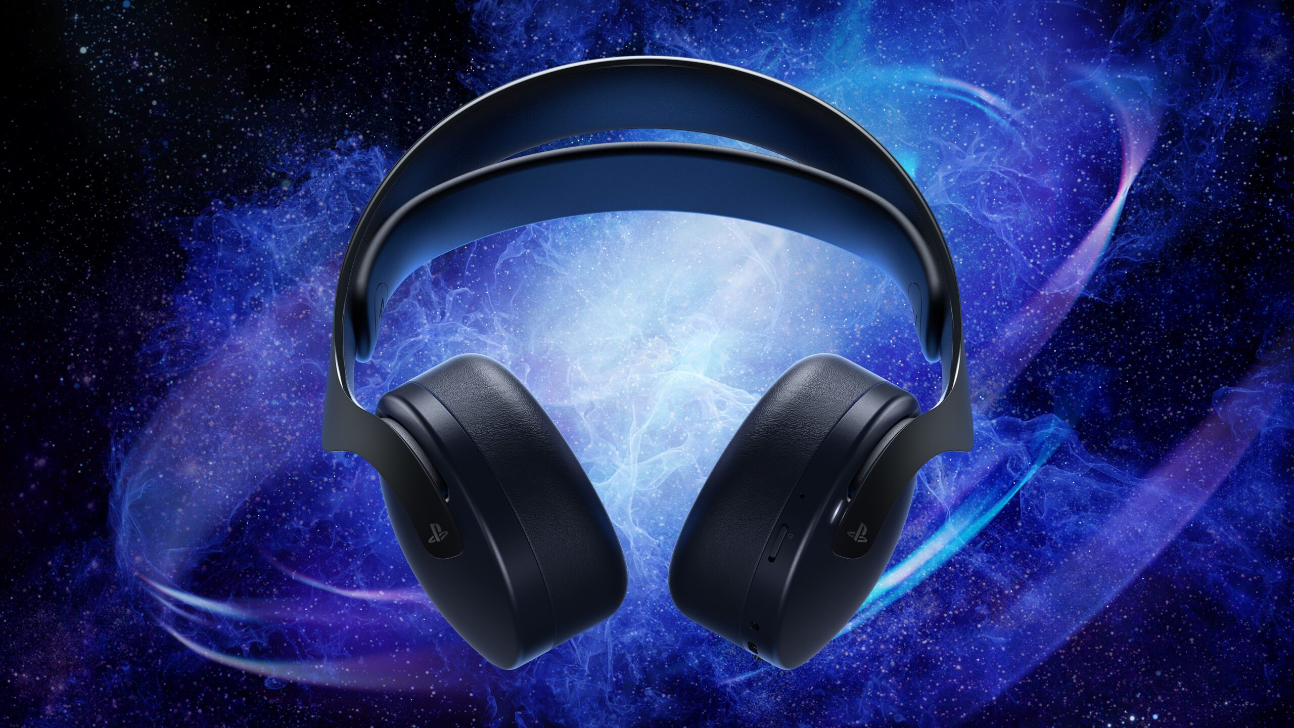Pulse 3D Wireless Headset in Midnight Black launches next month