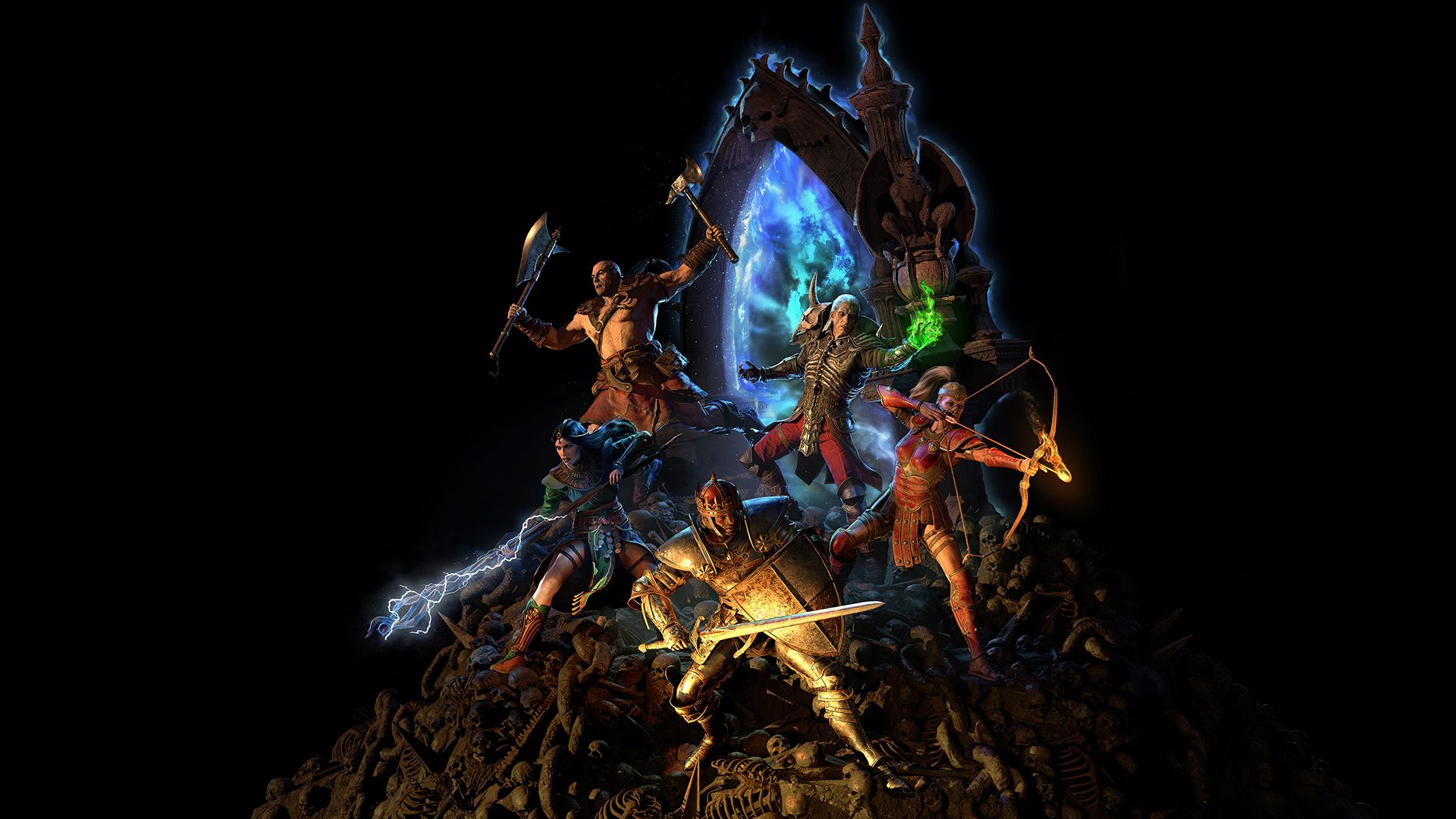 Your party and you: Tips for team-building in Diablo II: Resurrected - PlayStation.Blog