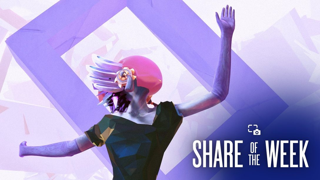 Share of the Week: Purple