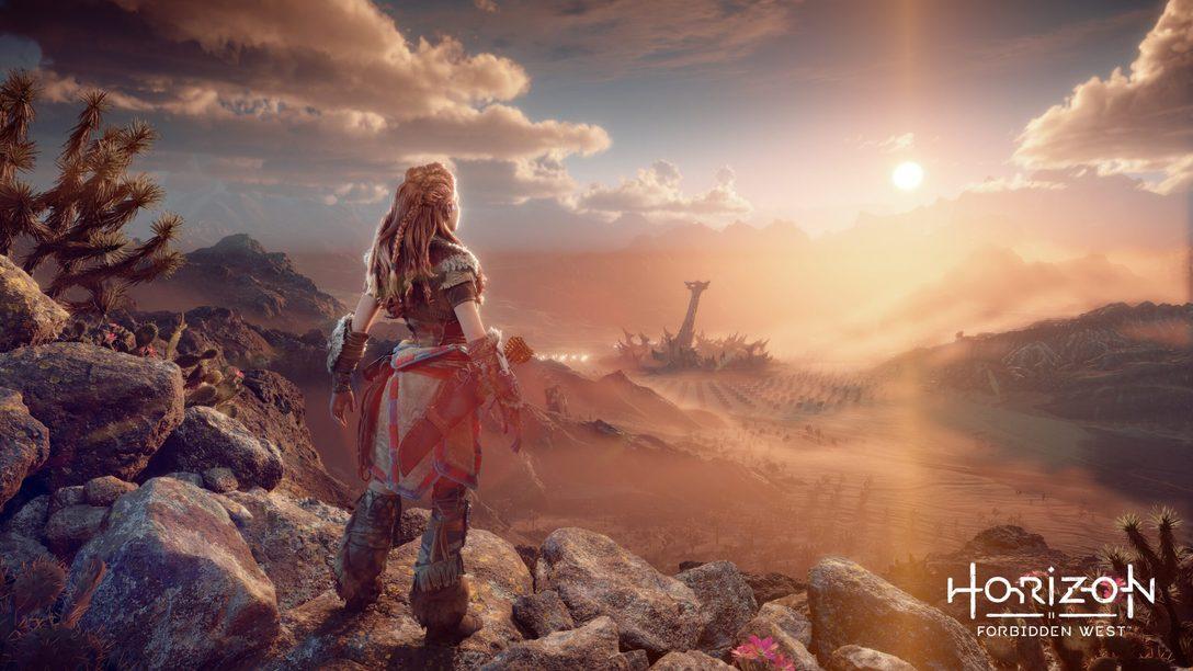 Horizon Forbidden West: Evolving Aloy