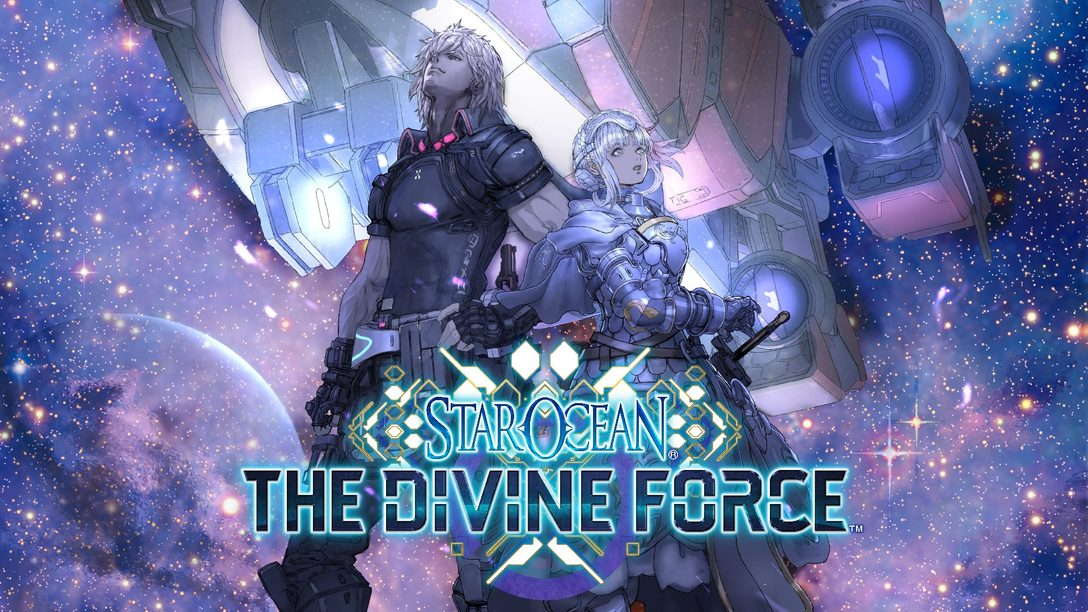 Star Ocean The Divine Force announced for PS4 and PS5, coming 2022