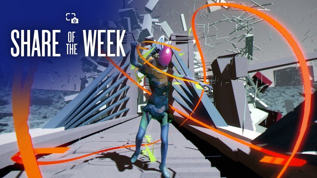 Share of the Week: PlayStation VR