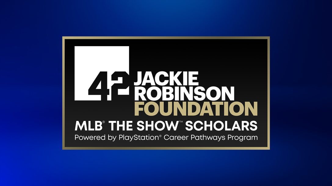 Applications open for Jackie Robinson Foundation / PlayStation-MLB The Show Scholarships