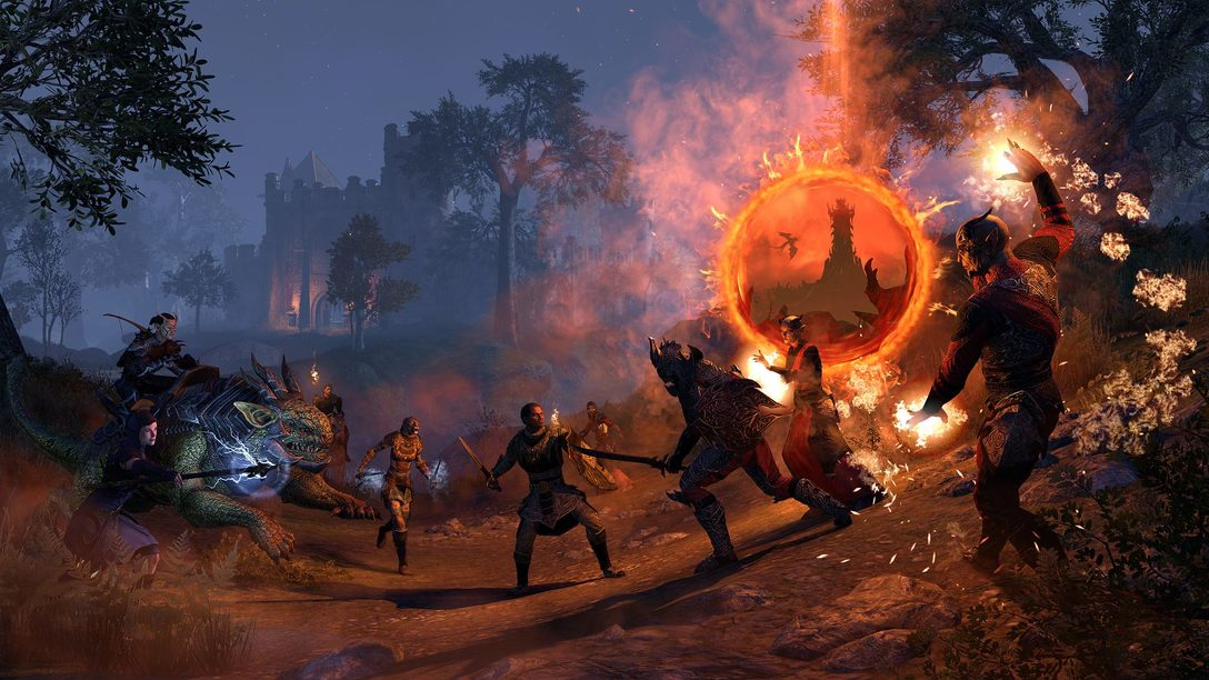 Unlock the The Elder Scrolls Online Deadlands DLC for free