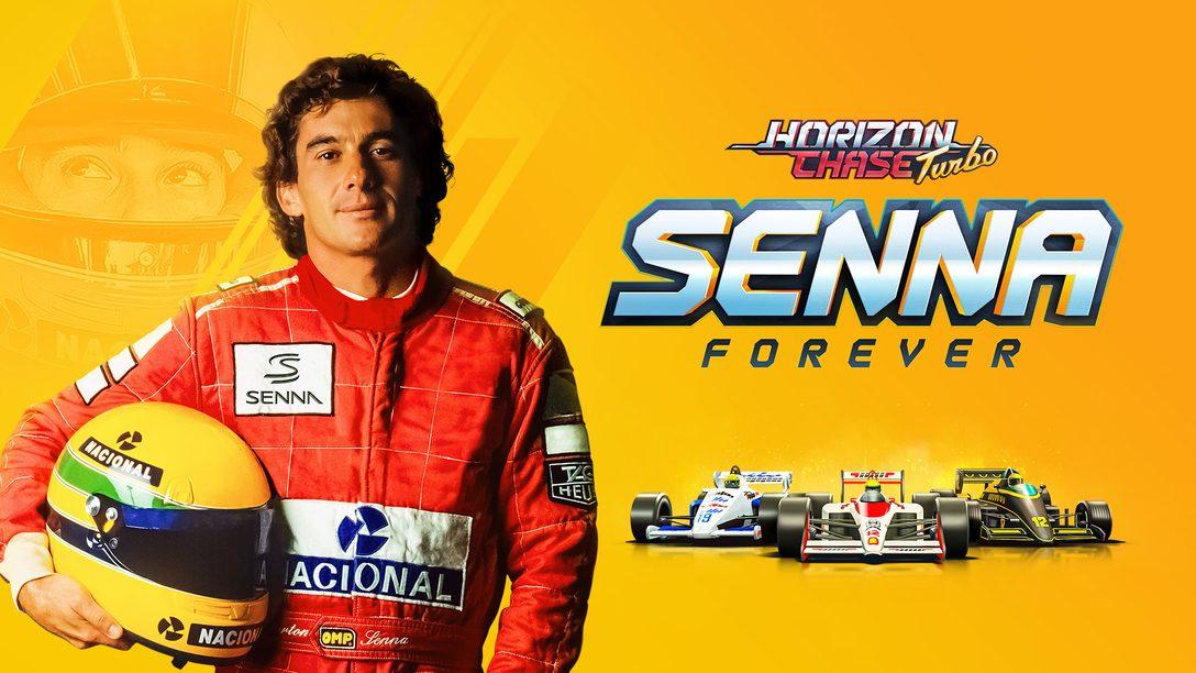 Horizon Chase Turbo: Senna Forever expansion launches October 20
