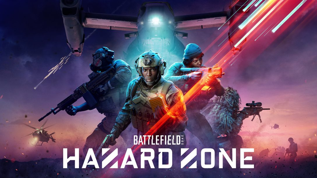 Battlefield Hazard Zone revealed: full details on the new experience for PS4 and PS5