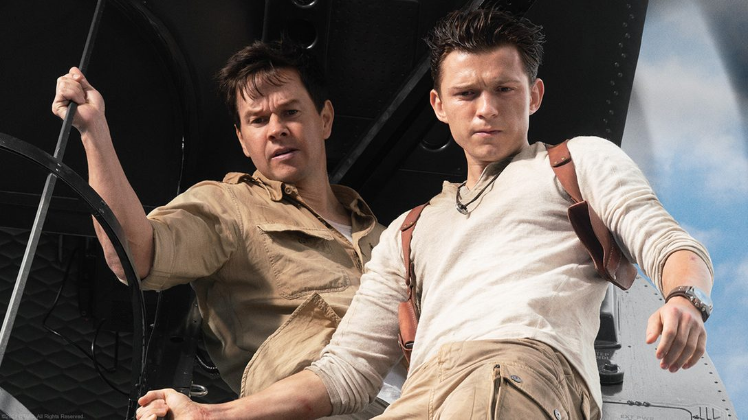 World premiere of Uncharted movie trailer