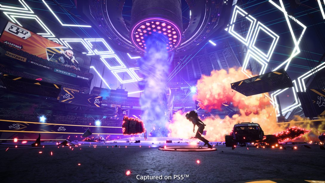New game modes fall into Destruction AllStars
