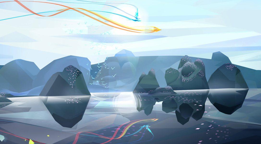L'incroyable histoire d'Entwined, présenté à l'E3 2014 sur PS4