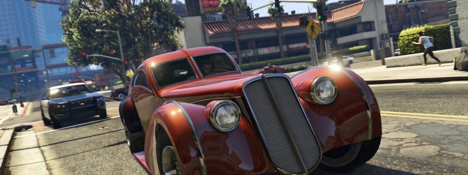Packs PS4 + Grand Theft Auto V disponibles le 18 novembre