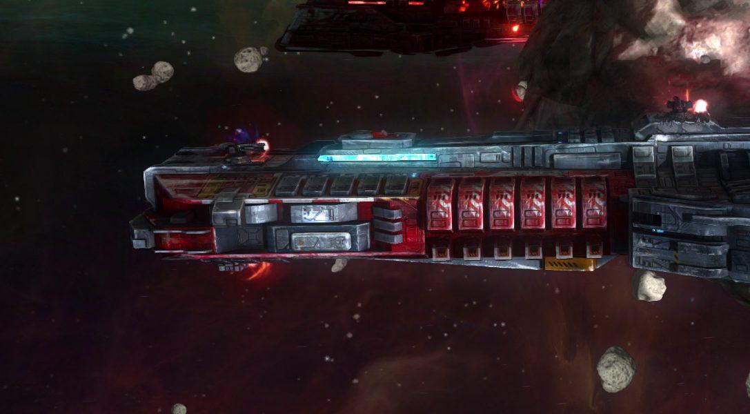 Le jeu de pirates de l'espace Rebel Galaxy arrive bientôt sur PS4