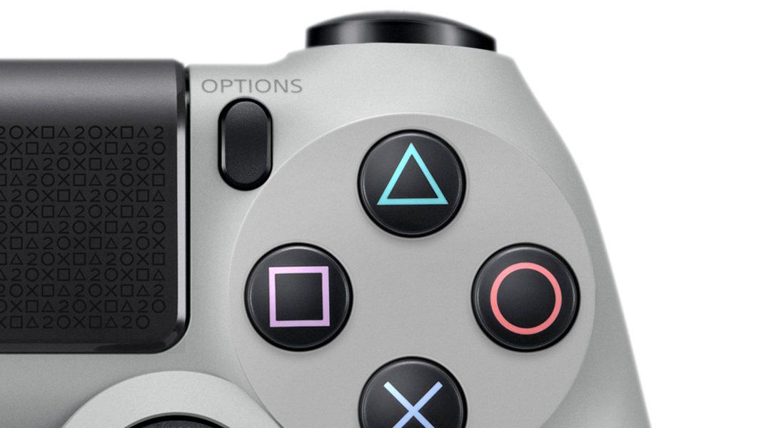 Gagnez une chance d'acheter la PS4 20th Anniversary Edition