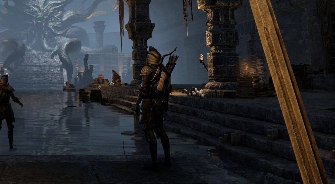 La bêta PS4 de The Elder Scrolls Online: Tamriel Unlimited commence demain