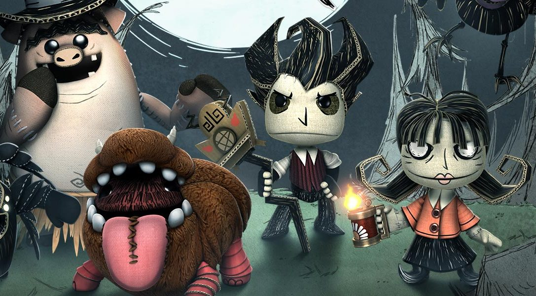 Velocity 2X, Octodad, Thomas Was Alone et Don't Starve s'invitent dans LittleBigPlanet 3