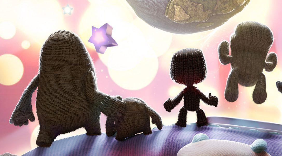 LittleBigPlanet 3: Le Voyage du retour sort aujourd'hui
