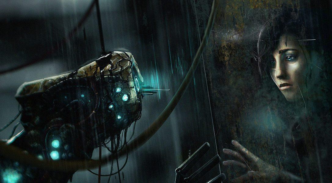 SOMA, le jeu de science-fiction/horreur sous-marine, sort cette semaine sur PS4