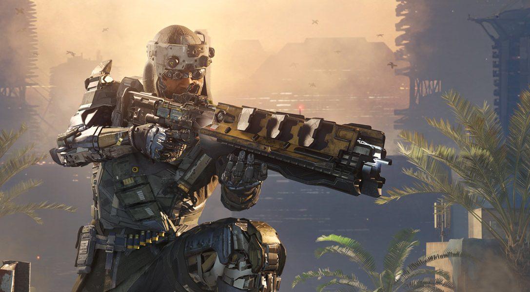Call of Duty: Black Ops III sort dans deux jours !