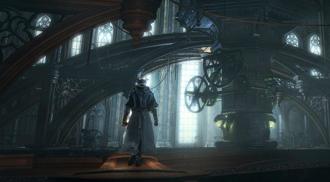 Comment accéder à l'extension de Bloodborne: The Old Hunters
