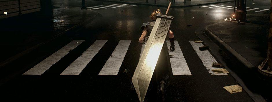 Le premier trailer de gameplay du remake de Final Fantasy VII