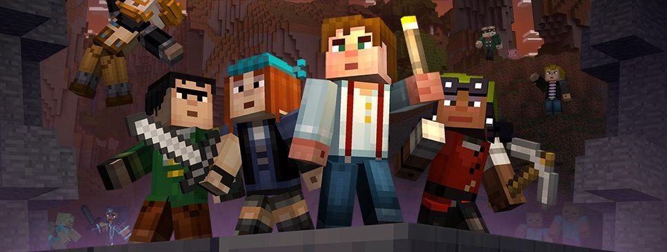 Minecraft vous propose dès aujourd'hui de nouveaux skins pour Story Mode