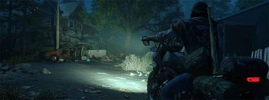 Découvrez Days Gone, la nouvelle aventure open-world sur PS4 de Bend Studio