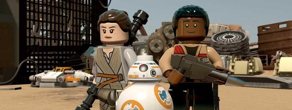 Jouez à la démo de LEGO Star Wars: Le Réveil de la Force sur PS4 dès aujourd'hui