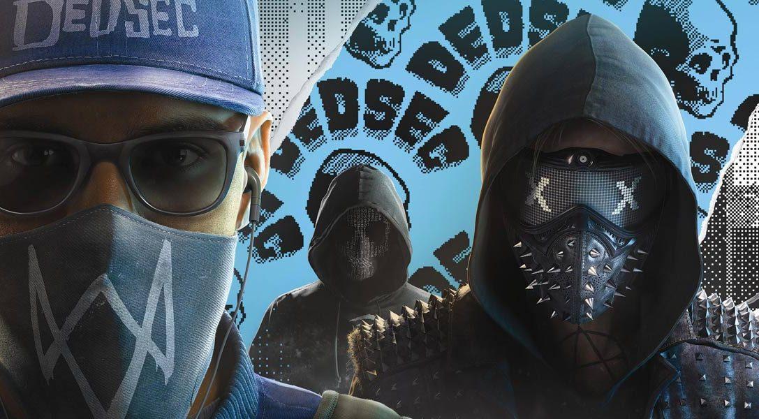 Interview : Watch_Dogs 2, le nouvel opus réinvente le monde ouvert techno-futuriste du jeu