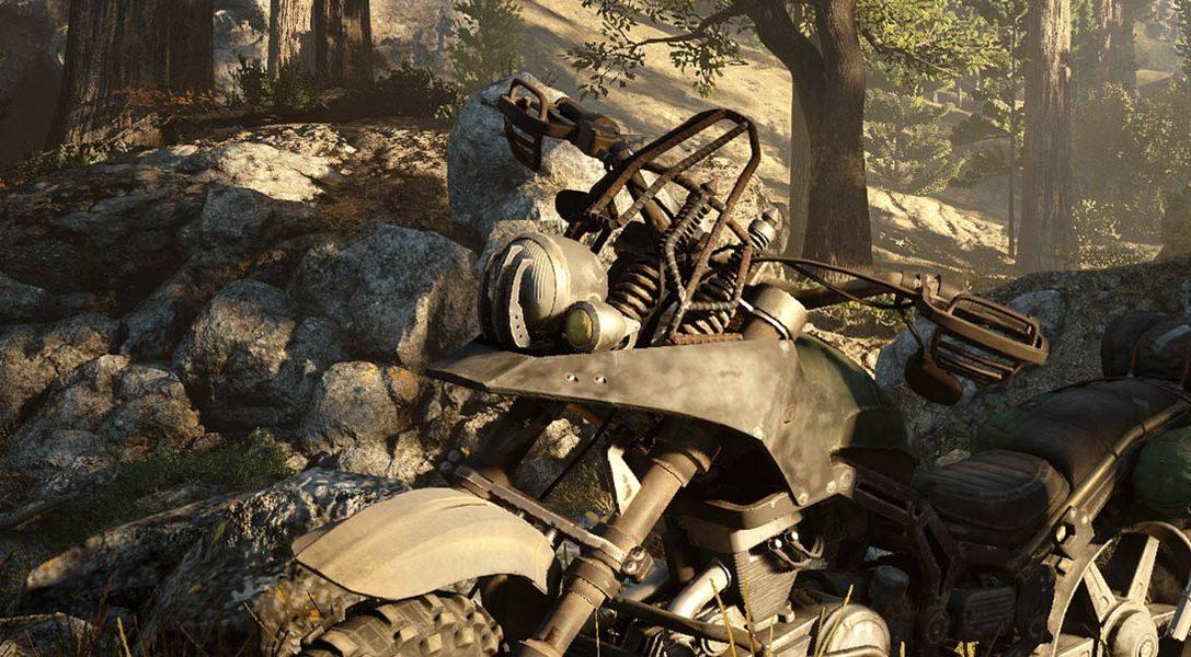 Days Gone : pourquoi le biker hors-la-loi est le protagoniste idéal du titre de Bend, exclusivement sur PS4