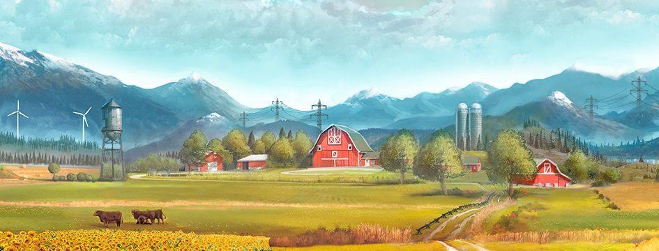 Un nouveau trailer de gameplay pour Farming Simulator 17 : From Seeds to Harvest