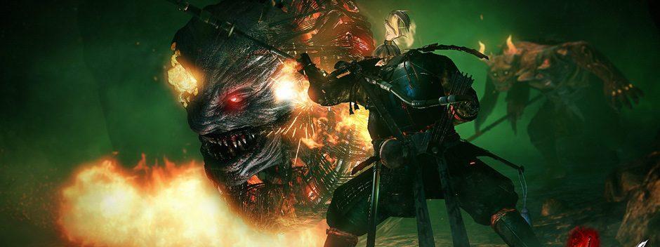 La deuxième démo de Nioh, le RPG dans un monde de samouraïs, sort le mois prochain