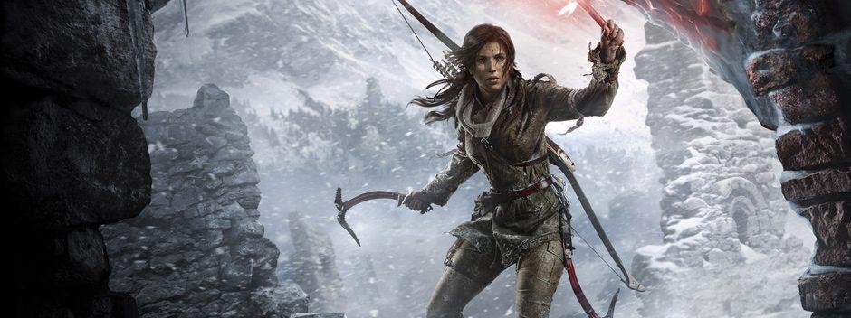 Rise Of The Tomb Raider arrive sur PS4 en octobre avec une mission exclusive PS VR