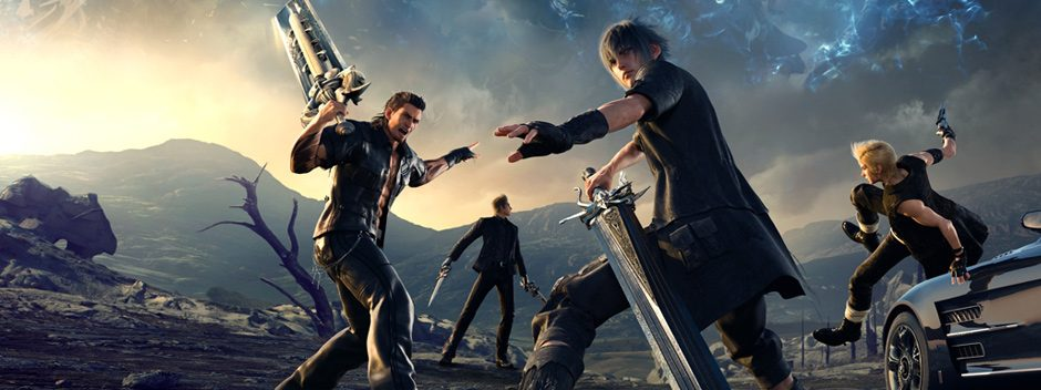 La PS4 Edition Limitée Final Fantasy XV sera disponible en novembre