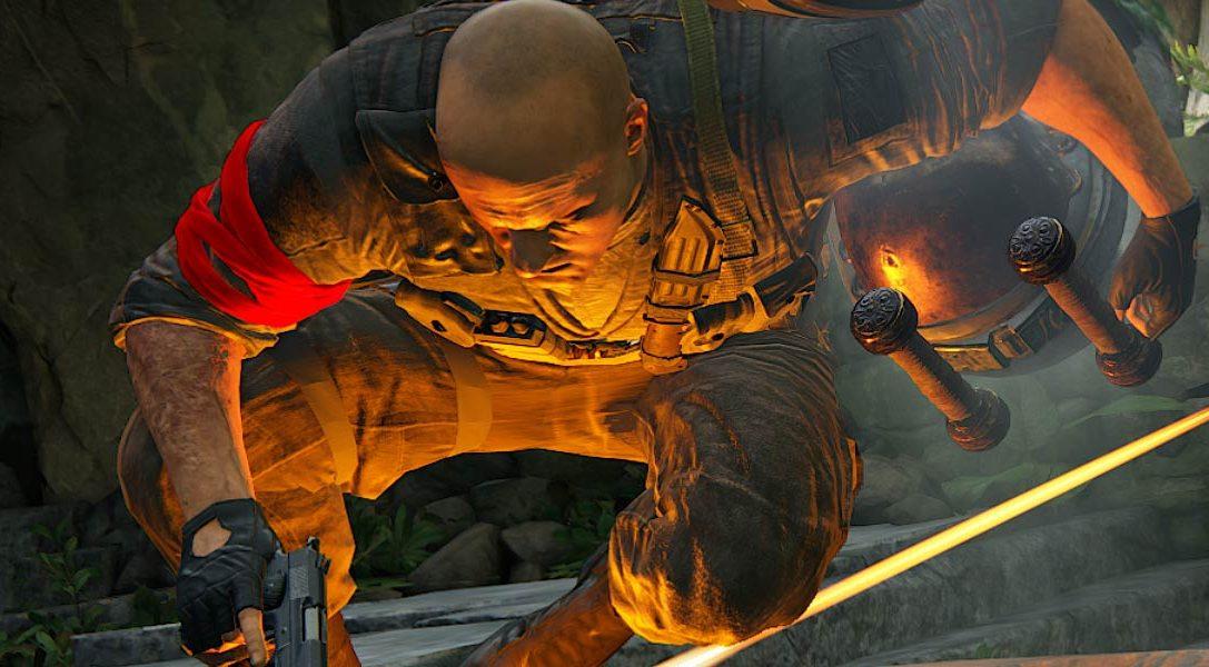 Le DLC Chasseurs de primes d'Uncharted 4 est maintenant disponible