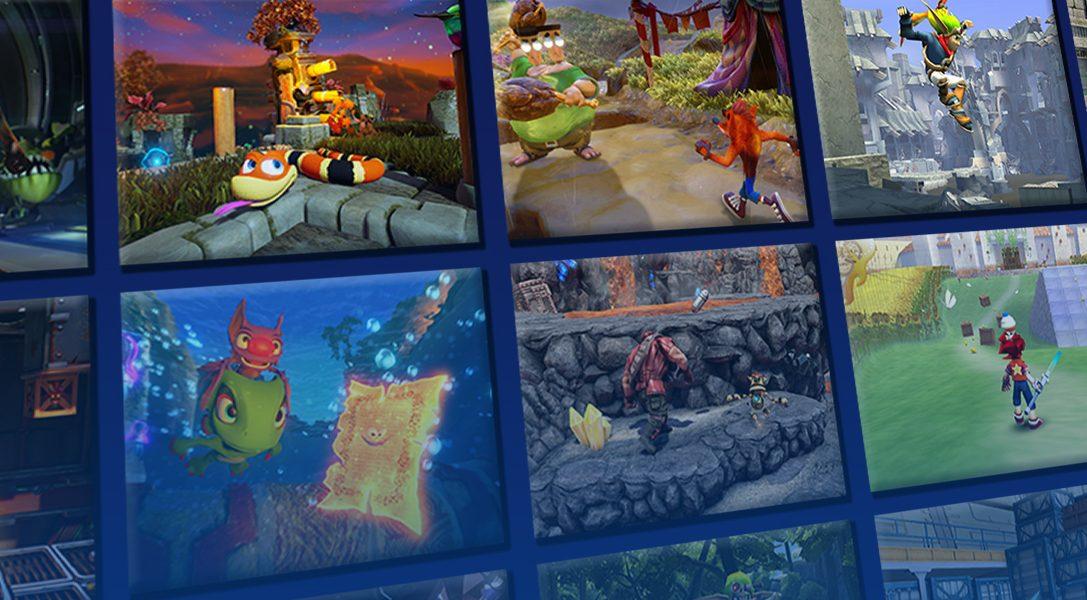 Lequel de ces 16 classiques du jeu de platerforme en 3D est votre préféré sur PlayStation ?