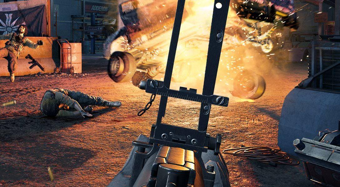 Far Cry 5 en co-op, c'est deux fois plus de bordel à Hope County