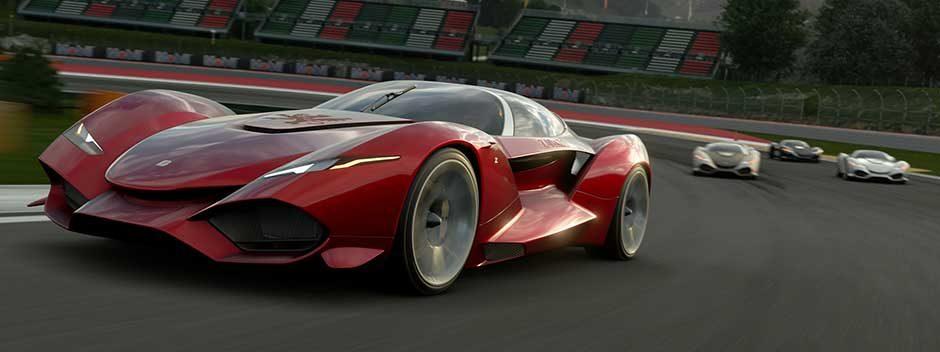 Nouveau contenu Gran Turismo Sport le 27 novembre 2017