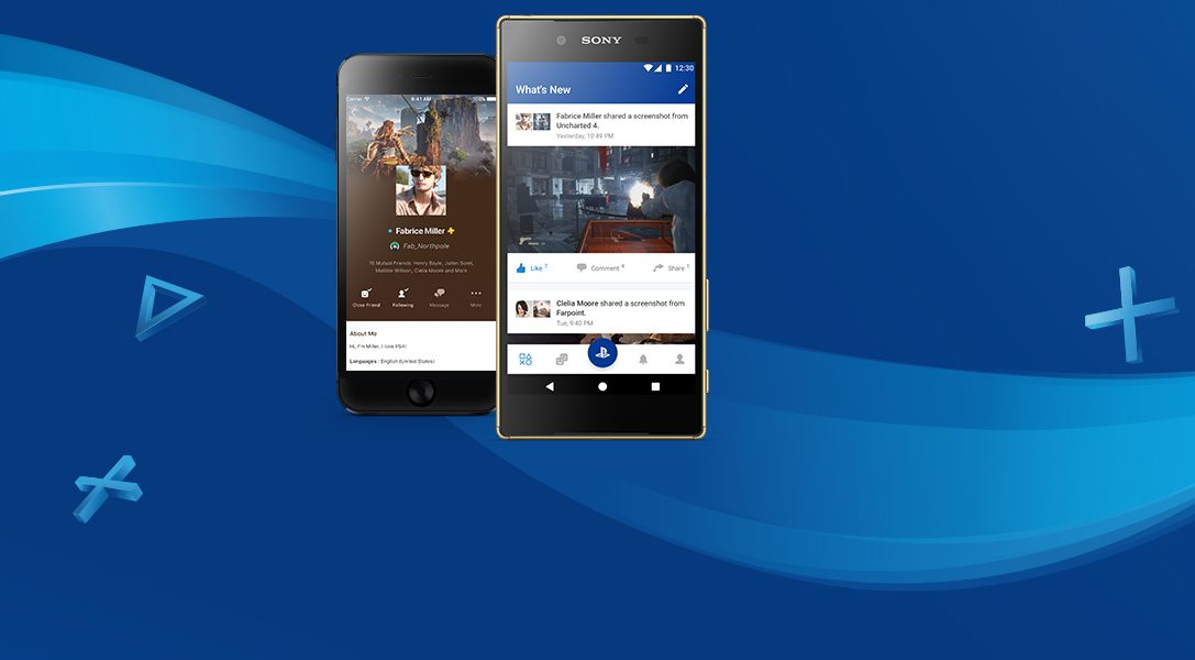 Voici la PlayStation App repensée et la nouvelle application Second écran PS4