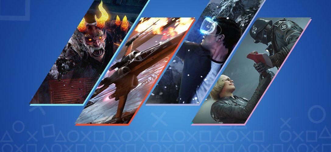 Les développeurs décrivent leur moment PlayStation 2017 préféré