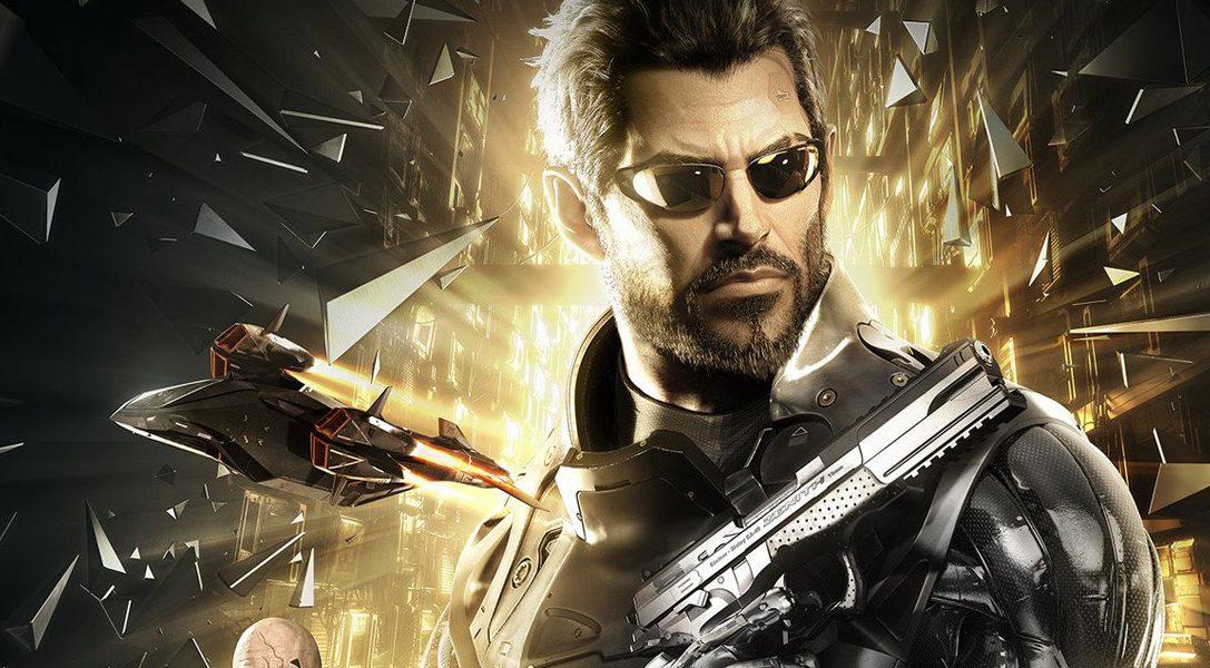 PlayStation Plus de janvier : Deus Ex: Mankind Divided et Batman: The Telltale Series