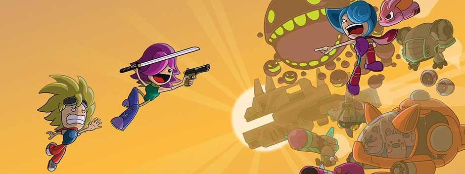 Tirez à tout va dans Bleed 2, le jeu de tir survitaminé, la semaine prochaine sur PS4