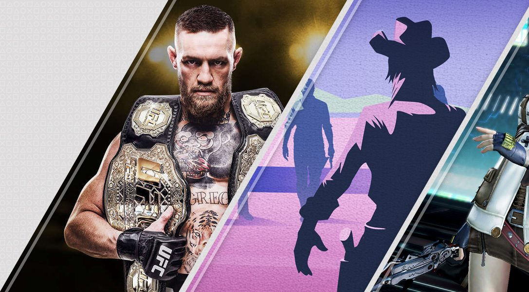 Mise à jour du PlayStation Store : EA Sports UFC 3, Dissidia Final Fantasy NT et bien d'autres…