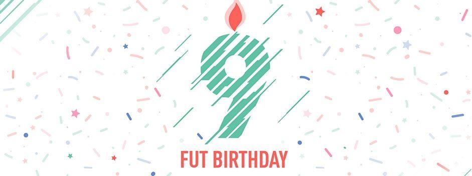 Célébrez neuf ans de FUT avec de nouveaux défis, objectifs hebdomadaires et icônes à partir de cette semaine
