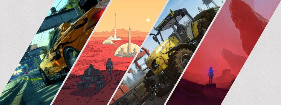 Mise à jour du PlayStation Store : Burnout Paradise Remastered, Pure Farming 2018, Q.U.B.E.