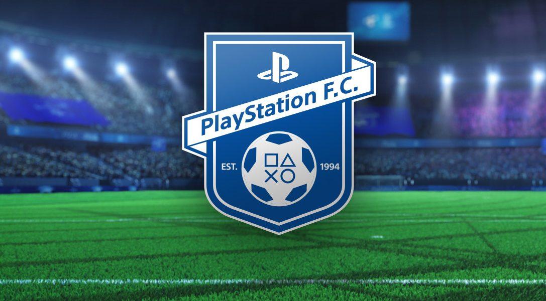 Nouveau design pour l'application PlayStation® F.C. disponible à partir d'aujourd'hui en exclusivité sur PS4