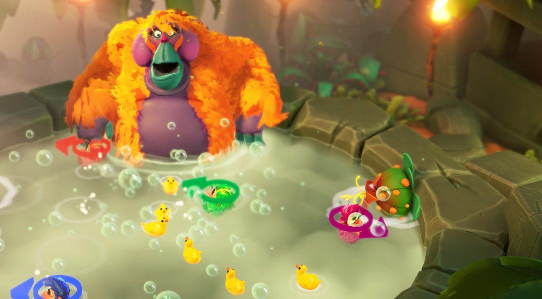7 nouveaux jeux bientôt disponibles dans la gamme PlayLink, dont UNO, Chimparty, et bien d'autres