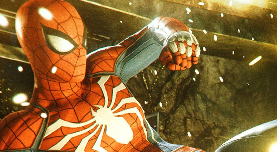 Tout de Marvel's Spider-Man à l'E3 2018
