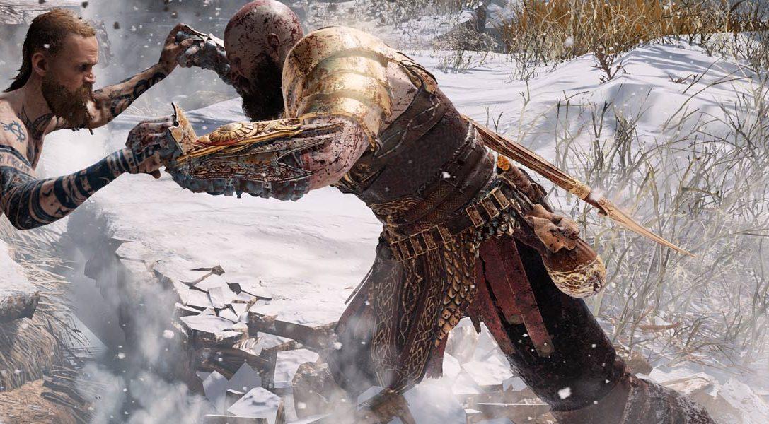 Découvrez le tout nouveau New Game+ de God of War
