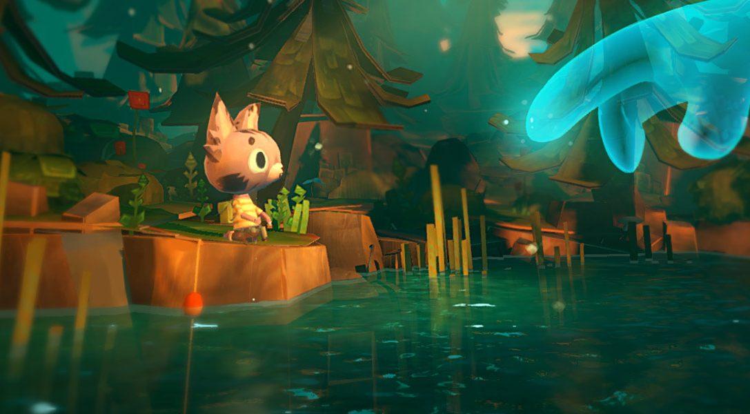 Ghost Giant, une riche aventure PS VR, est annoncé avec un trailer de toute beauté