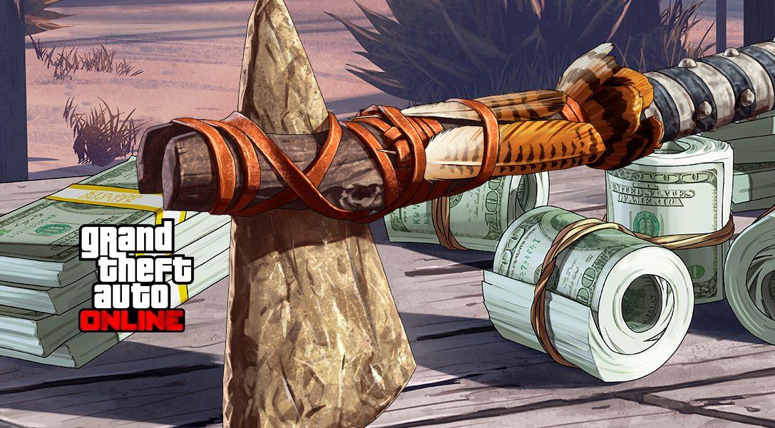 Récupérez la hachette en pierre dans GTA Online et Red Dead Redemption 2